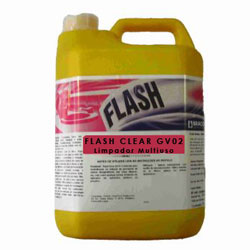 Flash Clear GV02 Limpador Multiuso 5L