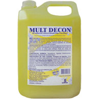 Mult Decon Detergente Semi Pastoso 5L