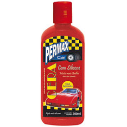Permax Car Cera Automotiva 200g